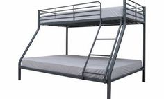 LPD Primo Triple Sleeper Bunk Bed kids bunk beds http://www.comparestoreprices.co.uk/bunk-beds/lpd-primo-triple-sleeper-bunk-bed.asp