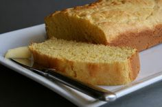 A Cracking Good Egg: Taste & Create: Amish Sour Cream Corn Bread