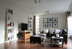 Home interior Amsterdam designed By Lenny
