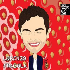 FattiDisegnare.com: Lorenzo Fragola
