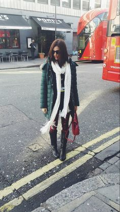 'Smells like Fashion' in one of our Fashion Blogs, London Calling, Padded Jacket, Fur Trim, Faux Fur, Vest, Jackets, Collection, Down Jackets