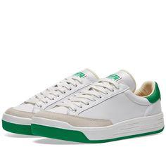 Adidas Rod Laver Super (White & Green)
