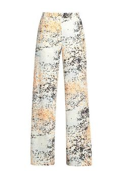 The Printed Pant. BCBG Max Azria. $198.00