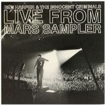 For Sale - Ben Harper Live From Mars Sampler USA Promo  CD album (CDLP) - See this and 250,000 other rare & vintage vinyl records, singles, LPs & CDs at http://991.com