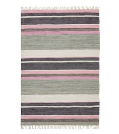 Vallila Nekku-puuvillamatto, pinkki Rugs On Carpet, Carpets, Weaving Textiles, Rag Rugs, Textile Patterns, Craft Projects, Wall Decor, Decor Ideas, Flooring