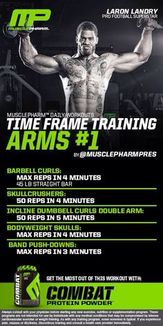 Time Frame Training Arms #1