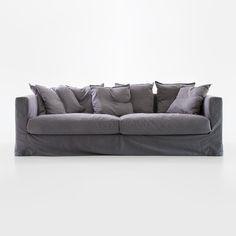 LE GRAND AIR Soffa, Grå - Decotique - Decotique - RoyalDesign.se