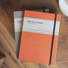 The Planner   Simple Organized planner