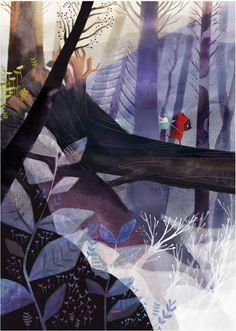 Amélie Fléchais' Gorgeous, Vintage-Inspired Children's Book