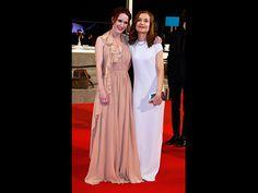 Cannes 2015 Isabelle Huppert (Quelle:  REUTERS/Eric Gaillard)