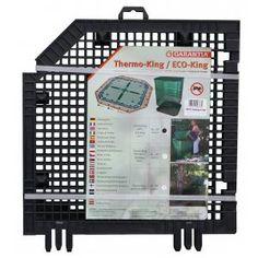 Beluchtingsplaat voor eco king 600 liter - Kwekersvergelijk Compost, Floor Plans, King, Composters, Mulches