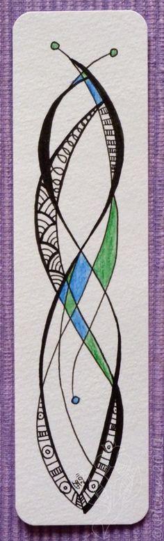Zeichnen im Joanne-Fink-Stil | Zenspirations doodle-Wege