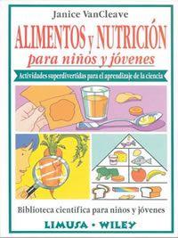 ALIMENTOS Y NUTRICIÓN PARA NIÑOS Y JÓVENES