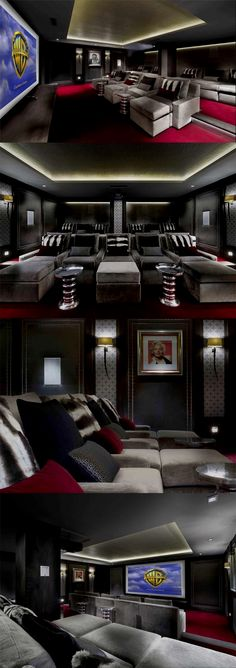 more ideas: Basement Home Theater Lighting Ideas Small Home Theater Rooms C. - Home Theater Oasis -Find more ideas: Basement Home Theater Lighting Ideas Small Home Theater Rooms C. - Home Theater Oasis - Home Theater Basement, Home Theater Lighting, Movie Theater Rooms, Home Cinema Room, Home Theater Decor, Home Theater Speakers, Home Theater Projectors, Home Theater Seating, Home Theater Design
