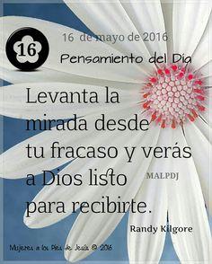 """Check out this blog """"Levanta la mirada...""""   http://lluviadepensamientoscristianos.blogspot.com/2016/05/levanta-la-mirada.html"""
