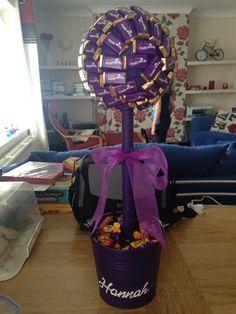 Cadbury Dairy Milk Minis Chocolate Tree Gift Ideas