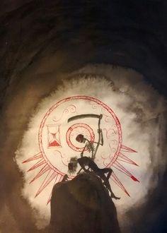Artist: Valin Mattheis… - The Occult Artists Collective Gothic Fantasy Art, High Fantasy, Bloodborne Art, Beautiful Dark Art, Macabre Art, Arte Horror, Creepy Art, Monster, Surreal Art