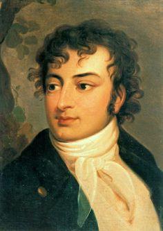 August Wilhelm Schlegel (1767-1845) was een tijdlang  de echtgenoot van Caroline, tot zij ging scheiden en een verhouding kreeg met Schelling