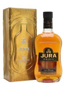 Isle of Jura 10 Year Old / Origin Island Single Malt Scotch Whisky Isle Of Jura, Copper Pot Still, Malted Barley, Single Malt Whisky, 10 Year Old, Scotch Whisky, Distillery, Fun Drinks, Whiskey