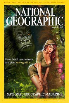 National Geographic •Carlos Valenzuela