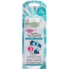 The Official Store for Tulip Tie-dye Products. Learn how to tie dye with our easy instructions and various techniques. Create all your favorite tie-dye designs with 1 kit. Blue Tie Dye Shirt, Diy Tie Dye Shirts, Teal Tie, Black Tie Dye, Tie Dye Supplies, Tulip Tie Dye, Tie Dye Folding Techniques, Tie Dye Party, Tie Dye Kit