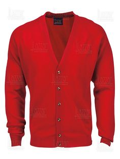 Suéter Rojo Caballero