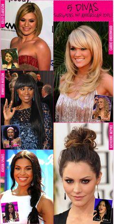 Na nossa sexta-feira de aquecimento para os novos episódios de American Idol com TRESemmé já acompanhamos a evolução de estilo com a diva Mariah Carey e os looks camaleônicos da polêmica Nicki Minaj. Mas e as participantes das últimas 12 edições? Não podemos negar que American Idol produziu uma série de divas, mulheres de vozes …