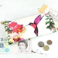 havana hummingbird wallet by lisa angel homeware and gifts | notonthehighstreet.com