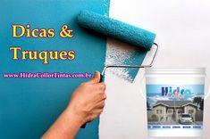 Dicas & Truques para pintar sua casa