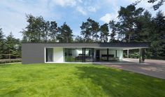 Villa Veth. A really nice modern villa designed bij 123DV. #modern #villa #architect