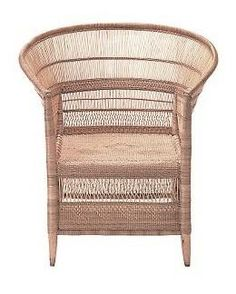 .. South African woven chair ..