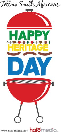 Happy Heritage Day fellow South Africans #halomedia #heritageday #southafrica
