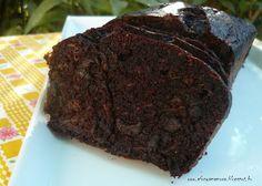 Az áfonya mámora: Cukkinis csokis sütemény