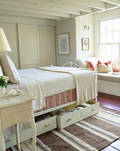 guest room ideas.