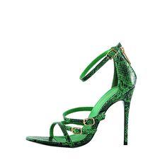 I sandali con tacco a spillo della Primavera Estate 2017 sono più chic che mai