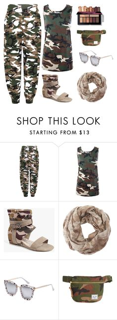 """comfort"" by moestesoh ❤ liked on Polyvore featuring WearAll, Sans Souci, Boohoo, Charlotte Russe and Herschel Supply Co."