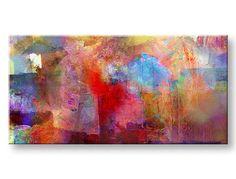 Obraz na stěnu Panoráma ABSTRAKT XOBAB072E13