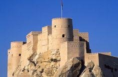 Sultanate of Oman, Western Hajar Mountains, Nakhl, Nakhl Fort