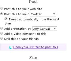How to Post Automatically Screenshot Of Any Web Page On Your Twitter Account - How to Guide - SEO - SMO TIPS & Technology Blog