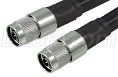 600 Series N-Male to N-Male Cable Assemblies