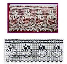 Kira crochet: Crocheted scheme no. 778