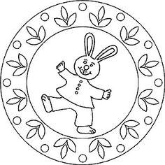 Mandala Pääsiäispupu