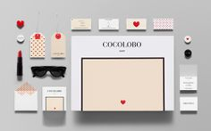 Coco Lobo brand identity system