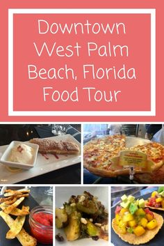 Food tours are all the rage and the West Palm Beach food tour is one that exceeds expectations. Visiting 6 tasty and friendly restaurants, seeing great displays of street art, and a walking history tour of the area made for a super fun afternoon.