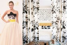 The Runway Comes Home - Dress to Decor: Emmys 2014 - Lonny