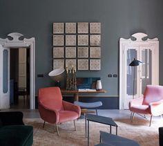 Apartmant in Milan by Dimore Studio