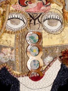 ise - brodeuse d'images | Art textile / Objets singuliers / Marottes / Estampes