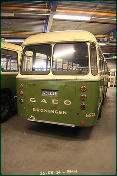 GADO GroningerAutobus Dienst Onderneming Tramway, Busses, Old Cars, Cars And Motorcycles, Netherlands, Holland, Transportation, Classic Cars, The Past