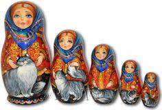 matryoshka dolls - Bing Images