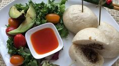 Zouden mini broodjes bapao echt hun ultieme smaak krijgen uit een stoomoven? Wij van Simpele Recepten zijn gepassioneerd over eten. Lees verder. Caribbean Recipes, Caribbean Food, High Tea, Brunch, Eggs, Bread, Cheese, Snacks, Baking